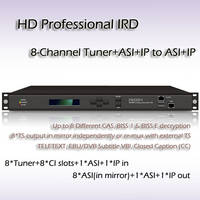 Sell RIH1308 Eight-Channel HD Professional IRD IPTV Headend