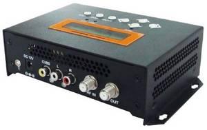 Wholesale keyboard with panel mounting: DIGITAL TV CVBS To RF Encoder Modulator DVB-C DVB-T ATSC ISDBT(Home-Version)