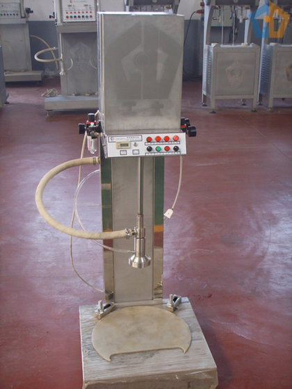 Keg Filling Machine With Single Double Heads Id 7006761