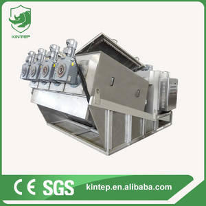 Wholesale sewage dehydrator: Sewage Treatment Dehydrator for Textile Industy