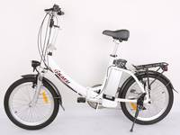 Sell Electric Folding Bike JB-TDN02Z