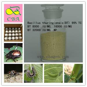 Wholesale ecogener: Bacillus Thuringiensis (BT) Biopesticides and Insecticides