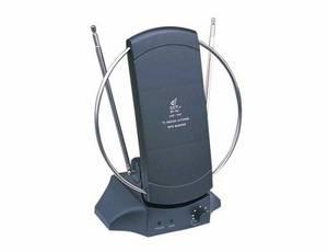 Wholesale tv aerial: High-Gain Digital Indoor TV Antenna & FM Antenna (CCT Antenna) DT-101