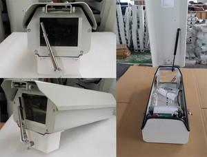 Wholesale CCTV Camera Housing: Outdoor Waterproof Camera Housing with Wiper IP66 H4718/22