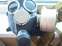 Gas Masks GP-7, with A Filter of 40 Mm Is Ideal for NATO Armies