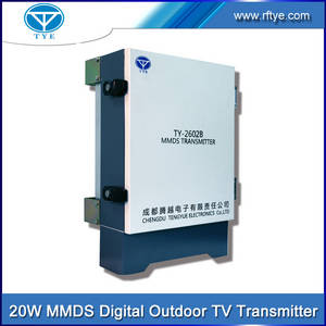 Wholesale earth station antenna: TY-2602B 20W MMDS Outdoor Transmitter SPECIFICATIONS1
