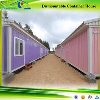 fresh design cheap mobile prefab container kit home for