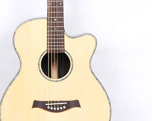 Wholesale Musical Instrument: Chanson Music 40 Inch Acoustic Guitar