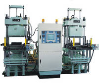 Sell Vacuum Vulcanizing Press for Rubber