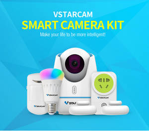 Wholesale wifi ip phone: VStarcam E27 Smart Kits