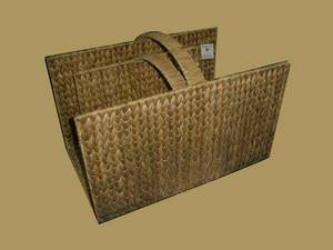 Wholesale hangings: Water Hyacinth Baskets for Hanging Woods