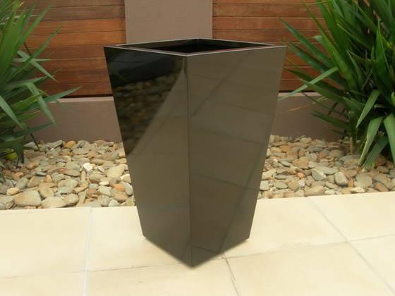 aluminum with powder coating planter pots id 4561827