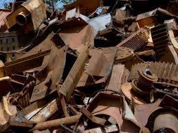 Wholesale steel industry: Iron Scrap