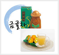 Kumquat Tea(Fruit Tea, Tea)