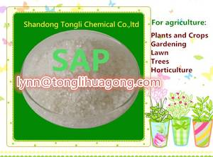 Wholesale High Polymers: Potassium Polyacrylate SAP Super Absorbent Polymer Price