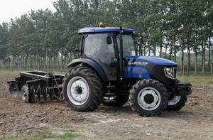 Wholesale car wrapping tools: 100hp Farm Wheel Tractor