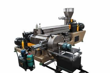 Sell Two-stage Twin Screw/ Single Screw Extruder