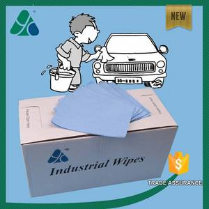 Wholesale car wipes: Nonwoven Fabric Car Cleaning Wipes