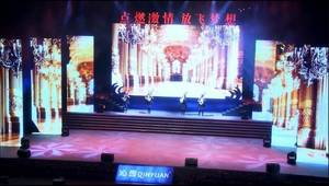 Wholesale led curtain screen: P12.5 Indoor Mesh LED Display Curtain LED Screen