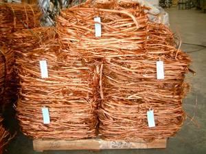 Wholesale mill berry copper scrap: Copper WIRE SCRAP, Mill Berry 99%-99% for Sale