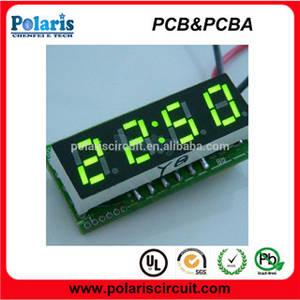 Wholesale digital printing: China Manufacture Hot Sale Digital Clock Printed Circuit Board