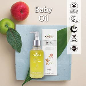 Wholesale baby oil: CHOBS Baby Oil