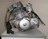 400cc, 3 Cyl Engine Suitable for Motorcycle and ATV