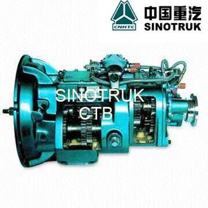Wholesale Transmission Parts: Sinotruk HOWO Truck Transmission Gearbox Parts