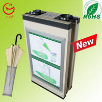 RoHS Advertising Tool LED Light Box for Umbrella Wrapping
