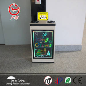 Wholesale led soft neon: Color Changing New Advertising Product DIY LED Light Box
