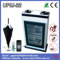 Special Advertising Tool LED Displayer for Umbrella Wrapping