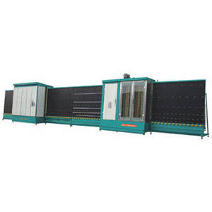 Wholesale Glass Processing Machinery: Vertical Flat-pressing Insulating Glass Production Line