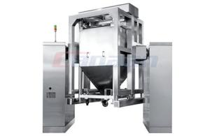 Wholesale preparation station: Bin Washing Station