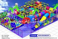 Sell Indoor Soft Playgroud