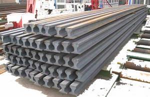 Wholesale heavy rail: 38kg/M Steel Rail, U71Mn Heavy Steel Rail Track Used in Roadrail
