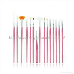 Wholesale manicure: OEM Manicure Pen DIY Manicure Brush Set Multifunctional Manicure Makeup Brush