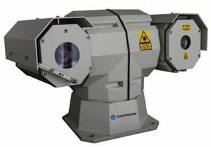 Wholesale vehicle: Vehicle Mounted PTZ Laser Night Vision Camera
