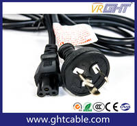 European/Italy/UK/South Africa/Brazil Power Cord & Power Plug for PC Using