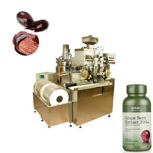 Wholesale grape seed extract: Grape Seed Extract Production Line and Softgel Capsule Making Machine Encapsulation Machine