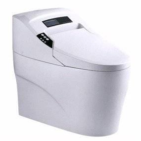 Wholesale intelligent toilet seat: Intelligent Computer Siphonic One-piece Toilet