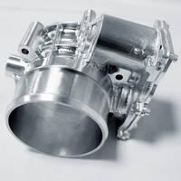 CNC Aluminum Alloy Fabrication