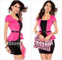 Sell Pencil Dress Skirt Suit 3 Colour Women Sweet Dress