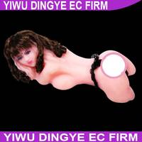 Sell 3D realistic solid lifelike Real full Silicone Japanese Sex Doll