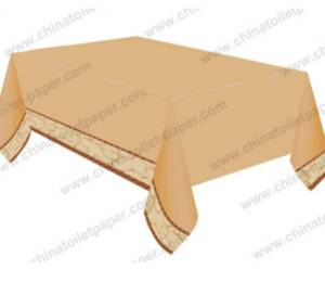 Wholesale paper tablecloth: Custom Printed Paper Tablecloth