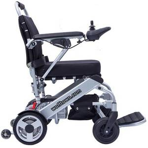 Wholesale 24hr car service: Wft-A06 Folding Portable Motorized Electric Wheelchairs