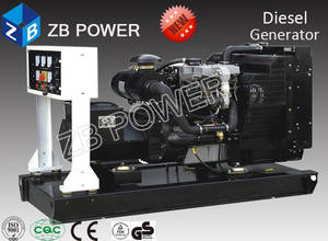 Wholesale 400kva: 400KVA Electric Motor Generator Powered by Cummins NTA855-G7A Open/Soundproof Type
