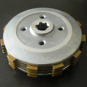 Wholesale Motorcycle Transmissions: Motorcycle Parts GT125CC Clutch Assembly