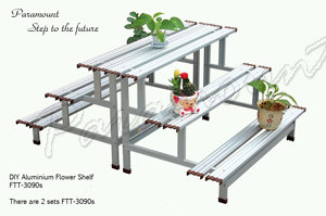 Aluminum Plant Shelf Stand Raclk Id 6850414 Product