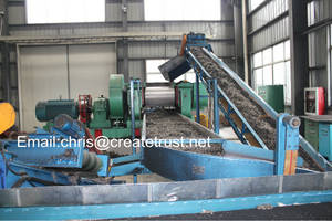 Wholesale roller for cracker: Waste Tire Recycling Machine/Used Tire Recycling Plant