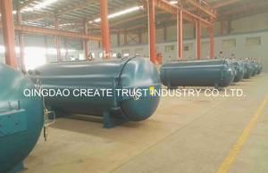Wholesale pressure tank: Pressure Vessel/Autoclave Machine/Vulcanizing Tank